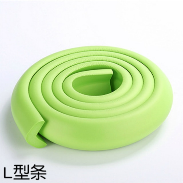 2M Baby Safety Corner Protector Table Desk Edge Guard Strip Children Safe Protection Tape Furniture Corners Angle Protection|Edge & Corner Guards| – M 25