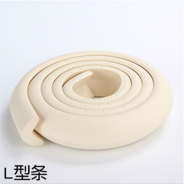 2M Baby Safety Corner Protector Table Desk Edge Guard Strip Children Safe Protection Tape Furniture Corners Angle Protection|Edge & Corner Guards| – R 8