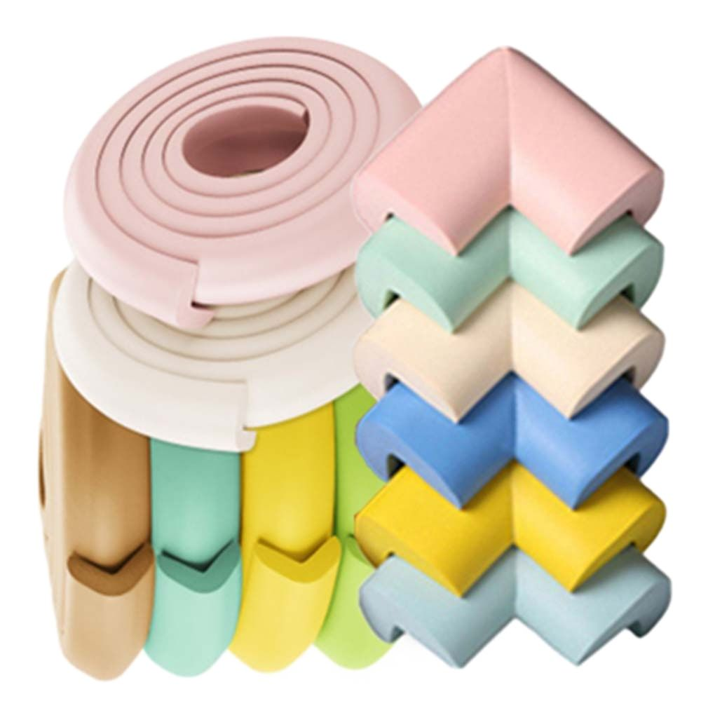 2M Baby Safety Corner Protector Table Desk Edge Guard Strip Children Safe Protection Tape Furniture Corners Angle Protection|Edge & Corner Guards| 5