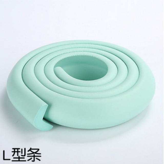 2M Baby Safety Corner Protector Table Desk Edge Guard Strip Children Safe Protection Tape Furniture Corners Angle Protection|Edge & Corner Guards| – I 11