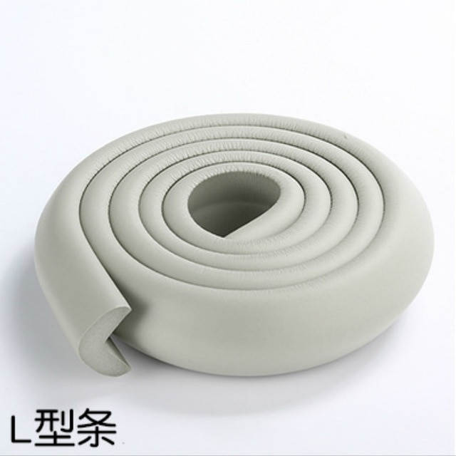 2M Baby Safety Corner Protector Table Desk Edge Guard Strip Children Safe Protection Tape Furniture Corners Angle Protection|Edge & Corner Guards| – P 13