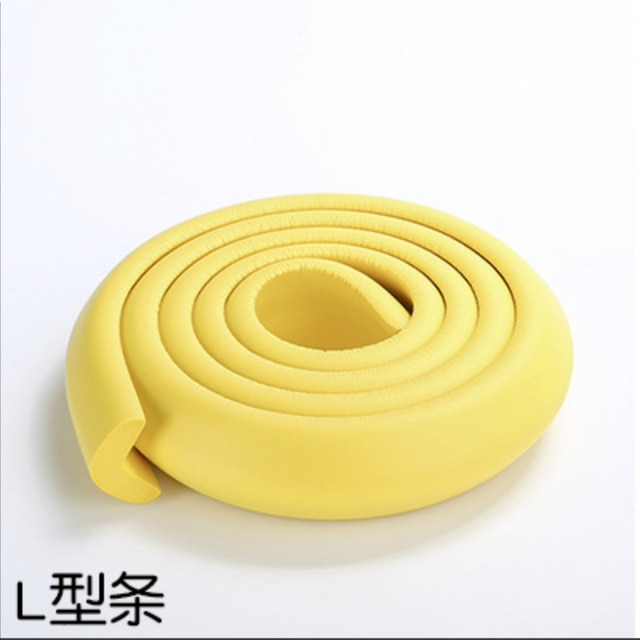 2M Baby Safety Corner Protector Table Desk Edge Guard Strip Children Safe Protection Tape Furniture Corners Angle Protection|Edge & Corner Guards| – A 14
