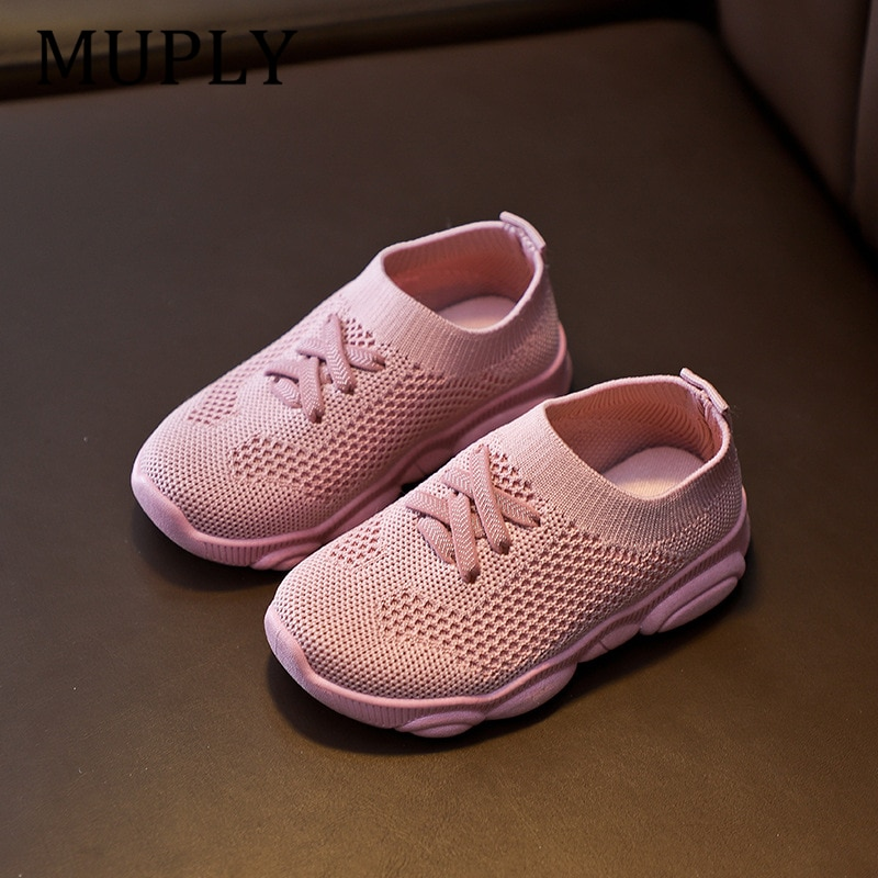Kids Shoes Anti slip Soft Rubber Bottom Baby Sneaker Casual Flat Sneakers Shoes Children size Kid Girls Boys Sports Shoes|Sneakers| 3