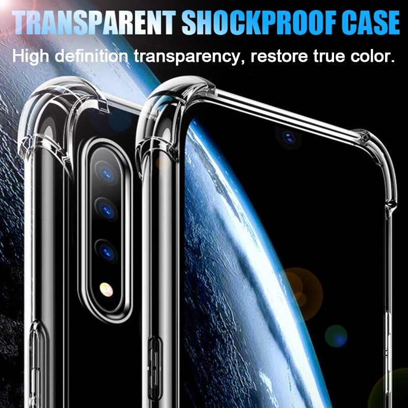 Shockproof Case For Samsung Galaxy S21 A50 A70 A72 A52 A32 A41 A51 A71 A01 A11 A31 Note 20 8 9 10 S7 S8 S9 S10 Plus S20 FE Cover Phone Case & Covers  2