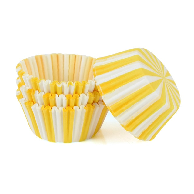 100pcs/lot Printed Cupcake Paper Cups Cupcake Liner Baking Muffin Cup Case Home Kitchen Cooking Supplies Cake Decorating Tools|Cake Molds| – C09 15
