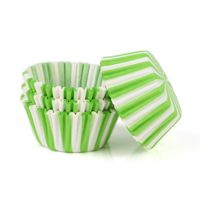 100pcs/lot Printed Cupcake Paper Cups Cupcake Liner Baking Muffin Cup Case Home Kitchen Cooking Supplies Cake Decorating Tools|Cake Molds| – C10 16