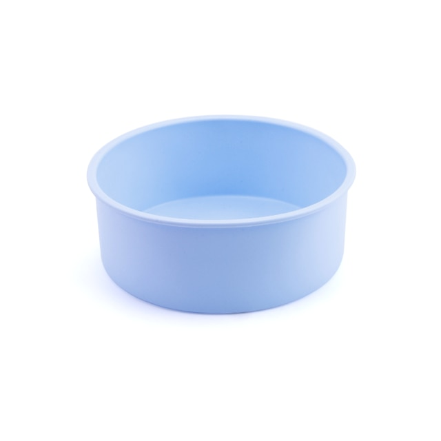Round Silicone Cake Mold 4 6 8 10 Inch Silicone Mould Baking Forms Silicone Baking Pan For Pastry Cake Cake Molds  – Blue 10